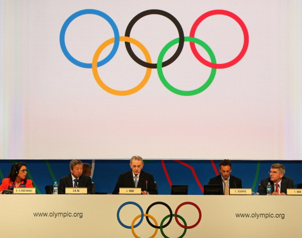 IOC Session Buenos Aires