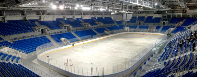 In just over six months time the Shayba Arena will play host to the Paralympic ice sledge hockey competition