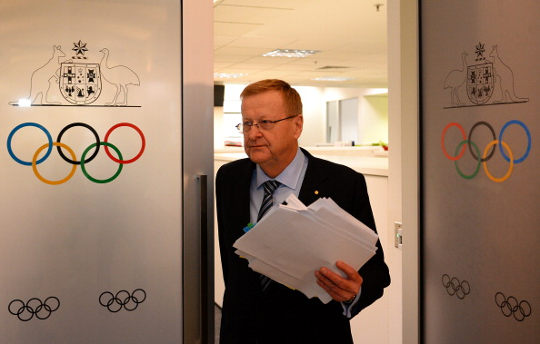 John Coates will become only the second Australian to hold the position of IOC vice-president