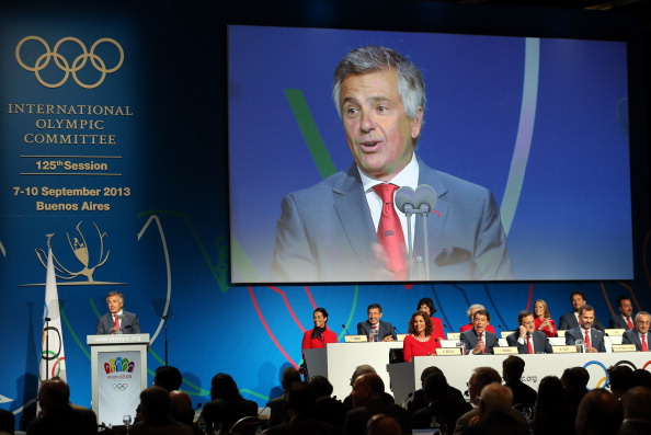 Juan Antonio Samaranch evoked the spirit of his late father, the former IOC President, when appealing to members to back Madrid's bid to host the 2020 Olympics and Paralympics