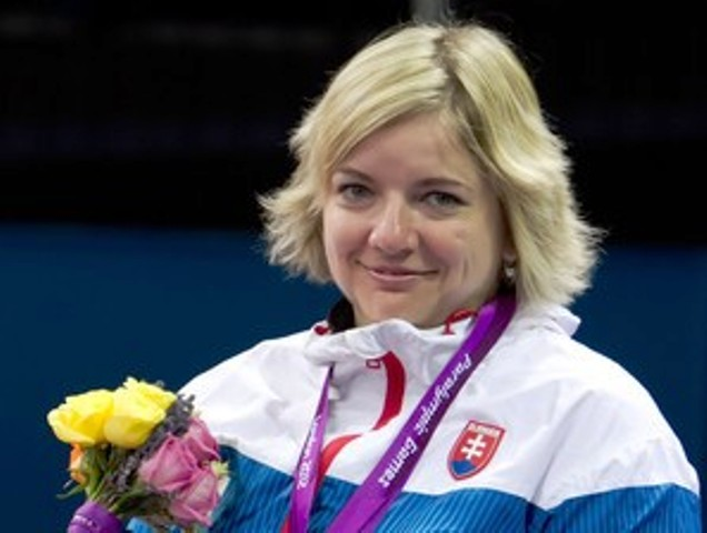 London 2012 bronze medal winner Alena Kanova also went down to a surprising defeat in Lignano