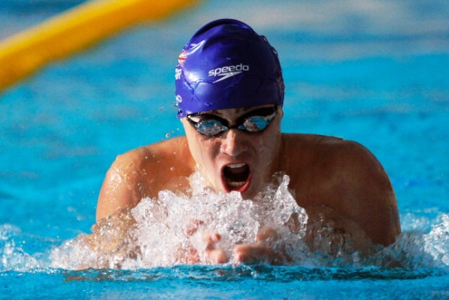 Paralympic 200m individual medley champion Oliver Hynd is one of a host of Paralympians set to appear at the Olympic Park