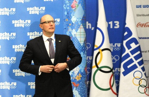 President of the Sochi 2014 Organising Committee Dmitry Chernyshenko hailed the Four Nations ice sledge hockey tournament was a big success