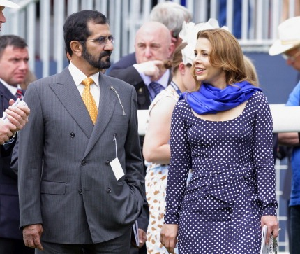 Princess Haya, who is married to United Arab Emirates ruler Mohammed bin Rashid Al Maktoum, has been a strong advocate for clean sport