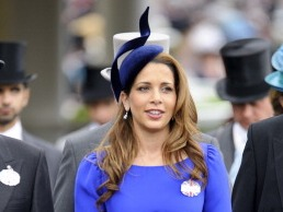 Princess Haya will step down as FEI President in November 2014