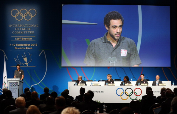 World squash champion Ramy Ashour led an unsuccessful bid by his sport to get it onto the programme for Tokyo 2020