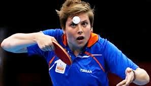 Reigning Paralympic and European champion Kelly Van Zon suffered a shock opening defeat in Lignano