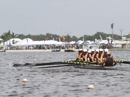 Sarasota will host the 2017 World Rowing Championships