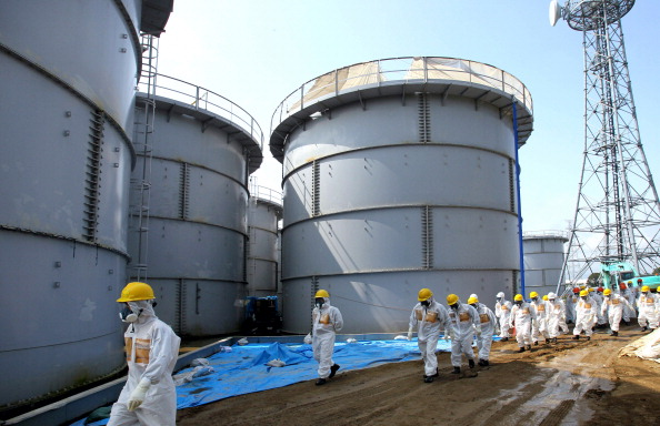 Shinzō Abe has ordered the scrapping of all six reactors at Japan's Fukushima nuclear plant