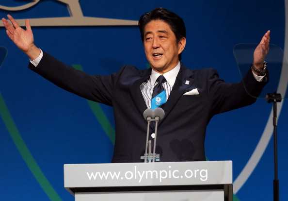 Shinzo Abe could have offered a late boost to Tokyos 2020 chances