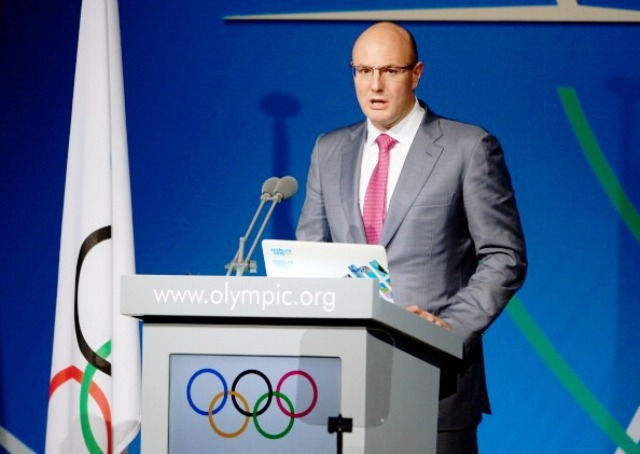 Dmitry Chernyshenko has agreed Sochi 2014 Paralympic Winter Games broadcast deals with three of Russia's biggest broadcasting companies