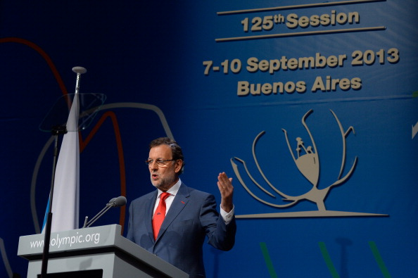 Spanish Prime Minister Mariano Rajoy claims that Madrid 2020 would be a financially responsible Olympics and Paralympics