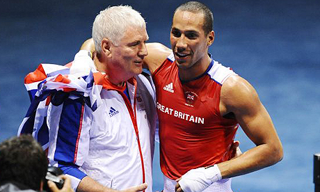 Terry Edwards oversaw Britain's most successful Olympic Games in the boxing ring for half a century at Beijing 2008