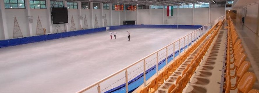The 2014 Junior Womens World Championships will be held at Budapests Ice Rink which first opened in 2002