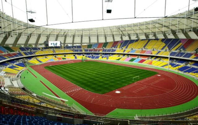 The Busan Stadium played host to a number of matches during the FIFA World Cup in 2002