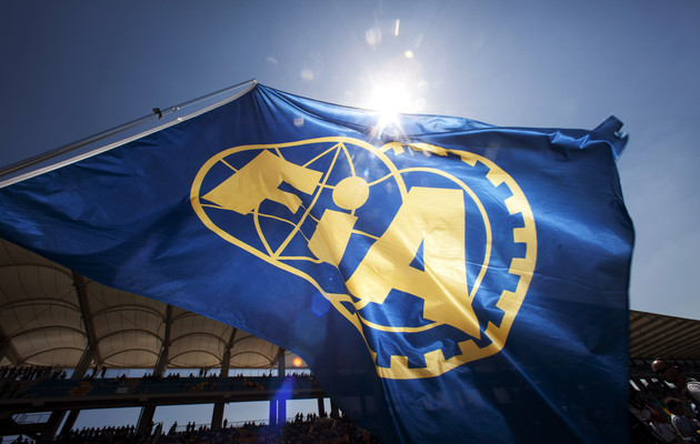 The IOC has upgraded the FIA to full recognition status