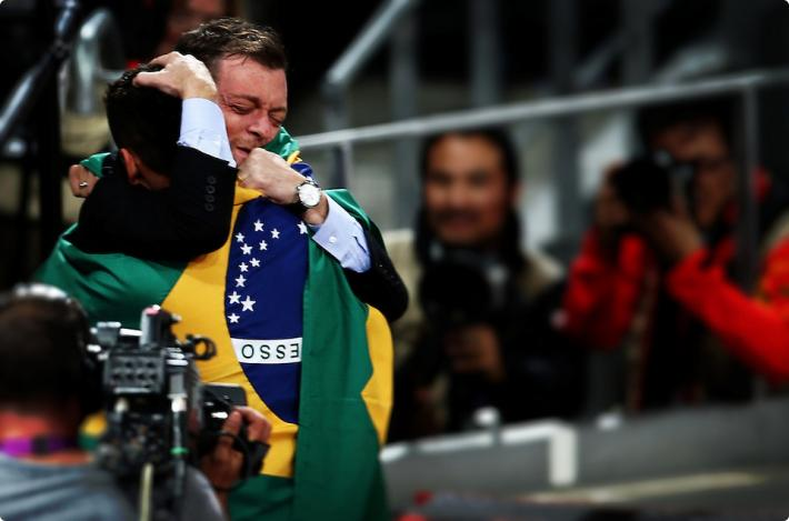 The Paralympic Movement in Brazil has enjoyed considerable success under Andrew Parsons leadership, including a record gold medal haul at London 2012