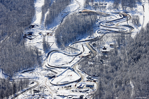 The Sanki Sliding Centre will be closed to foreign athletes from November 19