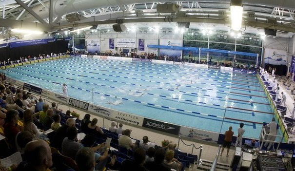 The Tollcross International Swimming Centre will host the 2013 Duel in the Pool
