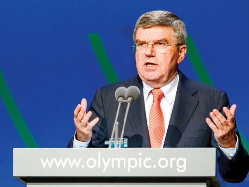 Thomas Bach claims his election as IOC President will help Munich's proposed bid to host the 2022 Winter Olympics and Paralympics