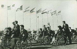 Tokyo 2020 will aim to build upon the success of the 1964 Paralympic Games in the same city