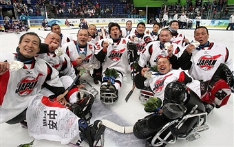 Vancouver 2010 silver medallists Japan will be hoping to make it to Sochi 2014 when they compete in the Qualification Tournament in Turin