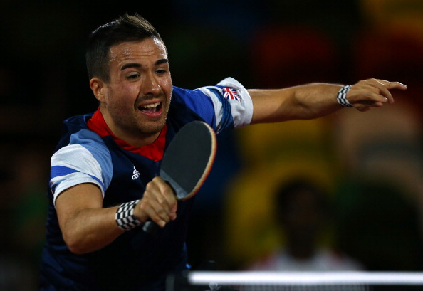 Will Bayley will be looking to defend his European title at the 2013 European Para Table Tennis Championships in Lignano