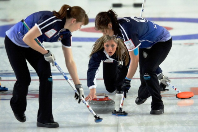 Will Scotland be still in possession of the women's curling world title when Sapporo 2015 comes around?