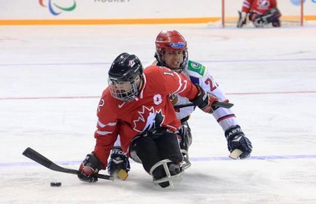 World Champions Canada proved too strong for Norway in the Four Nations final in Sochi