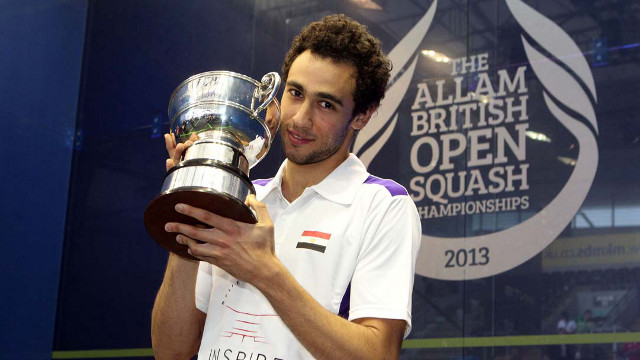World number one Egyptian Ramy Ashour has been in sensational form in 2013 and will bring a winning mentality to the 2020 campaign