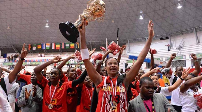 Angola have retained the 2013 Women's Afrobasket crown