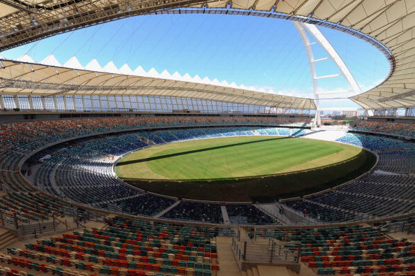 Durban's 85,000-capacity Moses Mabhida Stadium hosted matches at the 2010 FIFA World Cup