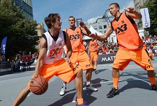 The FIBA 3x3 All-Stars event will take place for the first time in Doha this December