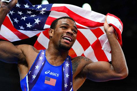 Jordan Burroughs has retained his 74kg world title at FILA World Championships