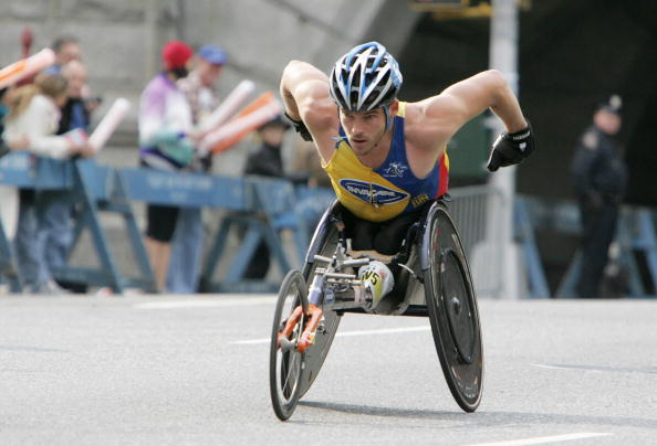 Kurt Fearnley is among the former champions that will compete in the New York City wheelchair marathon