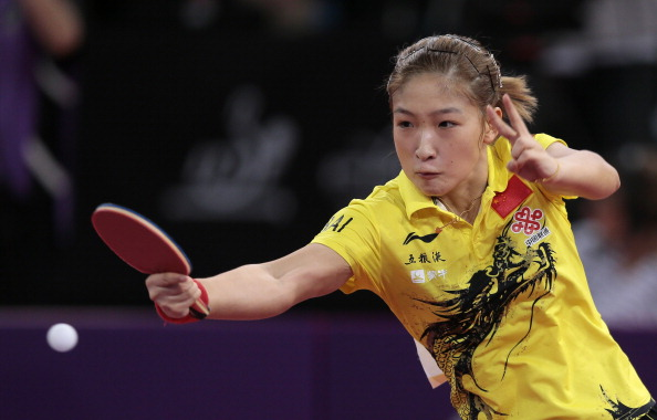 World number one Liu Shiwen has won her third consecutive ITTF World Cup title