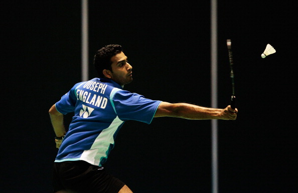 National champion Rajiv Ouseph is looking forward to testing himself on the Olympic Park next month at the London Grand Prix Gold