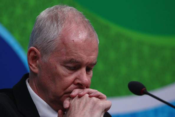 Former Vancouver 2010 President and chief executive John Furlong has denied allegations that he physically and sexually abused former pupils