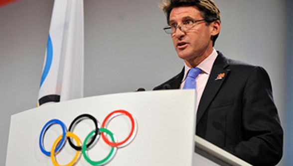 Sebastian Coe will be hoping to replace Colin Moynihan as Britain's representative on the European Olympic Committees' ruling Executive Committee
