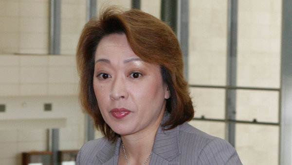 Seiko Hashimoto has been appointed as Japan's Chef de Mission for Sochi 2014, the second consecutive Winter Olympics she will have held the role