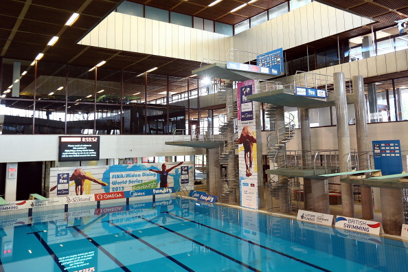 Edinburgh's Royal Commonwealth Pool will host diving events at the Glasgow 2014 Commonwealth Games