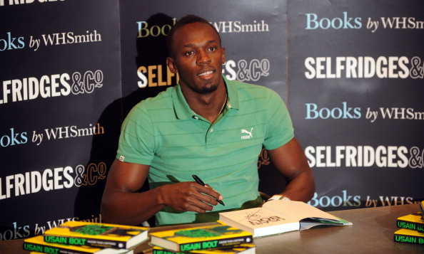 """Usain Bolt has said that he """"would love"""" to compete at Glasgow 2014"""