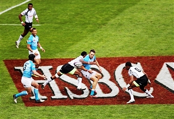 Action from the HSBC Sevens World Series will be available live online for the first time