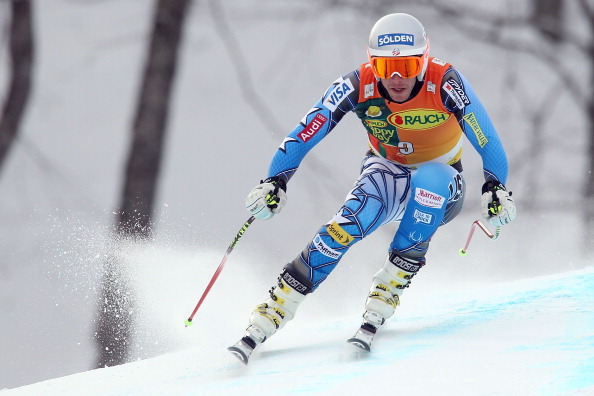 Alpine skiing star Bode Miller competing in Sochi in 2012 has been one athlete to be outspoken about the gay rights situation