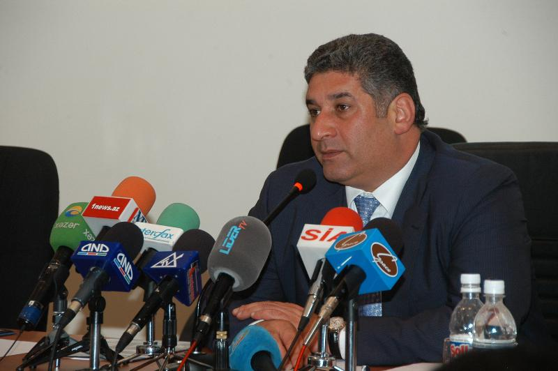 Azad Rahimov said the people of Baku and the whole of Azerbaijan are looking forward to the 2015 European Games