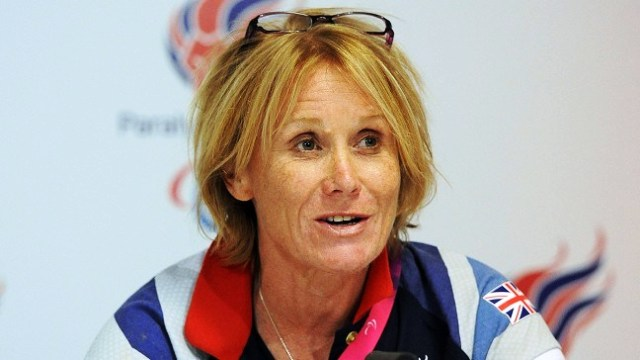 BPA director of sport Penny Briscoe is in charge of ParalympicsGB team leaders training programme
