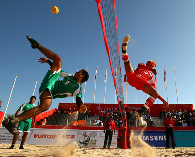 A World Beach Games is set to be launched in 2015 with three countries already interested in hosting the event