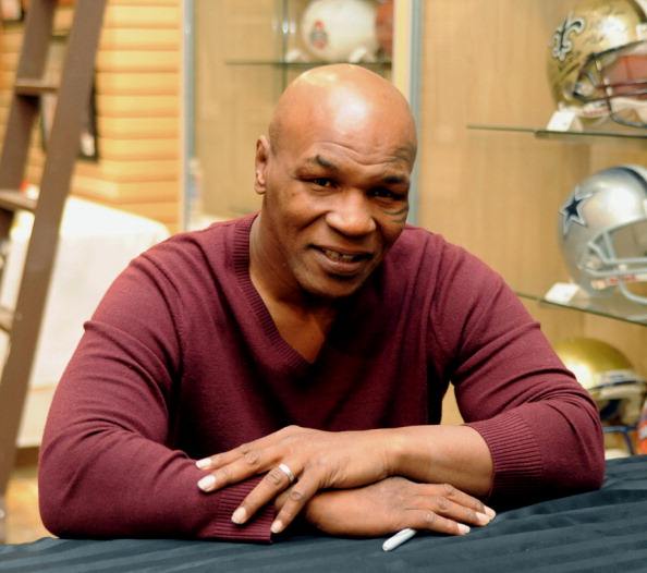 Boxer turned promoter Mike Tyson has been accused of poaching the best talent on the US Olympic team