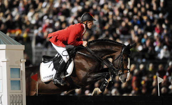 Britain has ruled out a formal bid for the 2018 World Equestrian Games