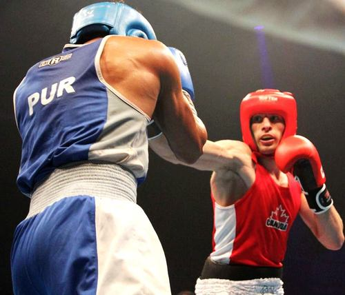 Canada's elite amateur boxers will assemble in Regina to compete at the 2014 Elite Mens and Womens Canadian Boxing Championships at the Orr Centre, Regina